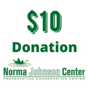 10 dollar donation slide
