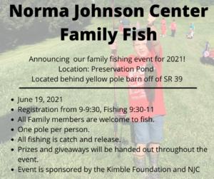 2021 Family Fish